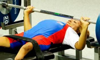 Granma queda campeón en Paralimpiada cubana de levantamiento de pesas