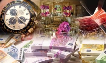 Joyas, obras de arte y caviar: los lujos de la trama de corrupción chavista