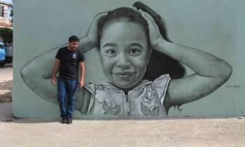 Artistas cubanos dan vida y color a calles de La Habana