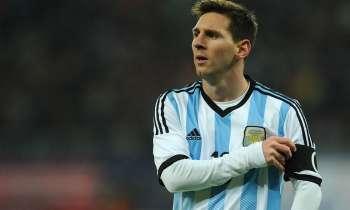 Argentinos claman contra la sanción a Messi
