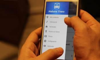 Crean una aplicación para el transporte colectivo en la capital
