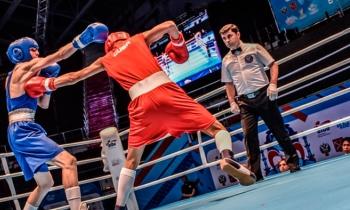 Gana Pinar del Río a Pittsburgh en tope amistoso de boxeo