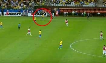 Gol antológico de Neymar frente a Paraguay