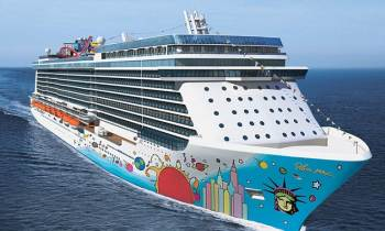 Compañía de cruceros Norwegian ampliará sus viajes a Cuba en 2018