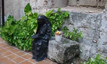 El jardín Madre Teresa de Calcuta