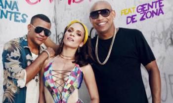 Gente de Zona y Diana Fuentes a punto de estrenar videoclip juntos