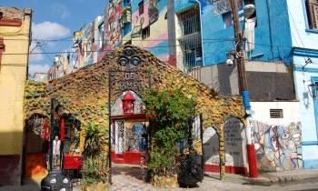 La ciudad y el arte: el callejón de Hamel de La Habana