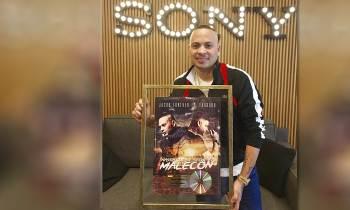 Jacob Forever gana el Triple Disco de Platino ¡Felicidades!