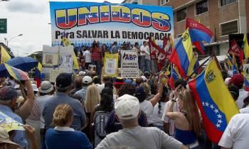 Los opositores electos como gobernadores este domingo en Venezuela no jurarán ante la Asamblea Constituyente