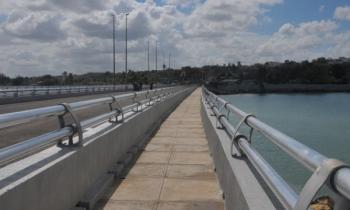 Abierto al tránsito puente que une Matanzas con Varadero