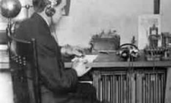 A finales de 1921 por cielo cubano surcaron las primeras ondas de la radio