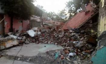 Reconstruir México tras terremotos costará 2,500 millones de dólares, dice Peña Nieto