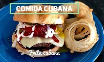 Frita Cubana del Chef Iván