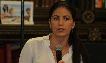 Rosa María Payá acusa a Cuba de boicotear el homenaje a su padre