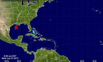 La tormenta tropical Cindy se intensifica y se aproxima a las costas de Luisiana y Texas