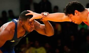 Libristas cubanos cierran con 3 medallas de oro en el Panamericano de Lucha