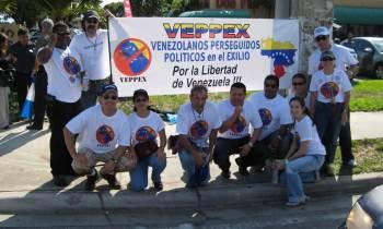 Exilio venezolano insta a no perder el objetivo político de las protestas