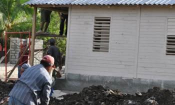 En Holguín han sido reparadas menos de la mitad de las 11 mil viviendas dañadas por Irma