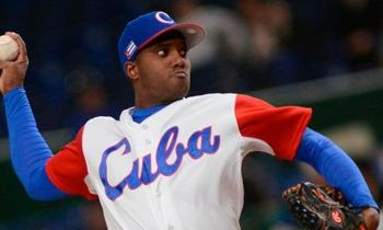 Vladimir Baños es la designación de Cuba para abrir contra Japón en el Clásico Mundial de Béisbol