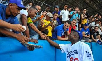"""Yasiel Puig: """"Sigo siendo cubano y estoy triunfando aquí por mi país"""""""