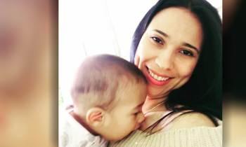 Esta es la rutina diaria de Yuliet Cruz con su hijo Samuel