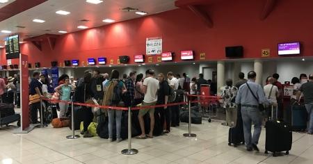 Resultado de imagen para cubana muere en aeropuerto de mexico