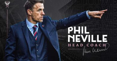 El ex defensor inglés Phil Neville dirigirá al Inter Miami de cara a la temporada 2021 en la Major League Soccer
