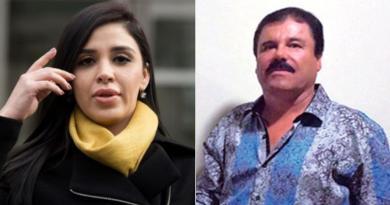 Aispuro, de 31 años, fue acusada de participar en una conspiración para distribuir cocaína, metanfetamina, heroína y mar