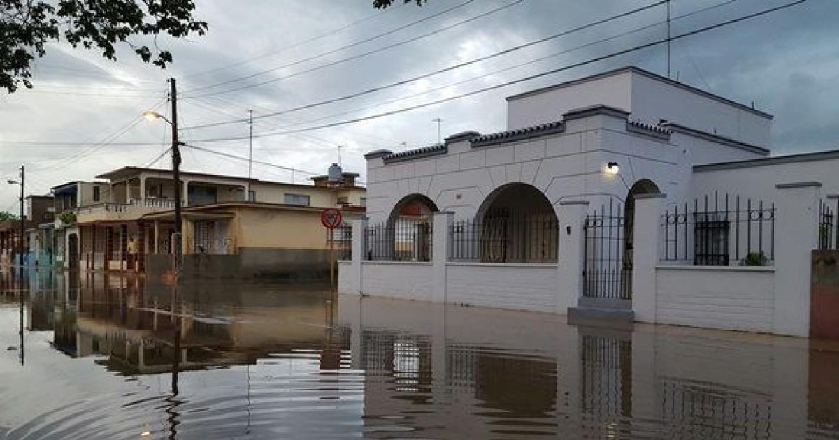 Überschwemmungen in Cardenas. Foto: (C) Cubadebate.cu, Henry Delgado Manzor