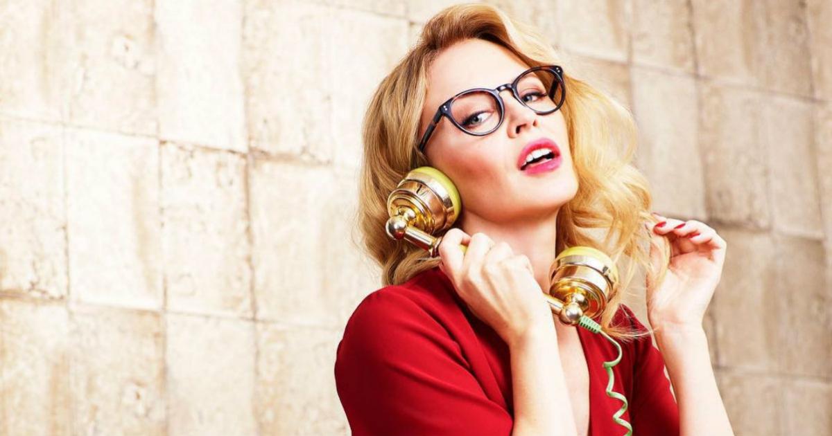 Kylie Minogue Cumple 50 Cumpleaños Y Se Desnuda Para Celebrarlo