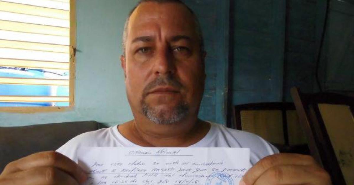 Resultado de imagen para Acusan a un cubano de tración a la patria por publicar un video de una madre cocinando en un parque