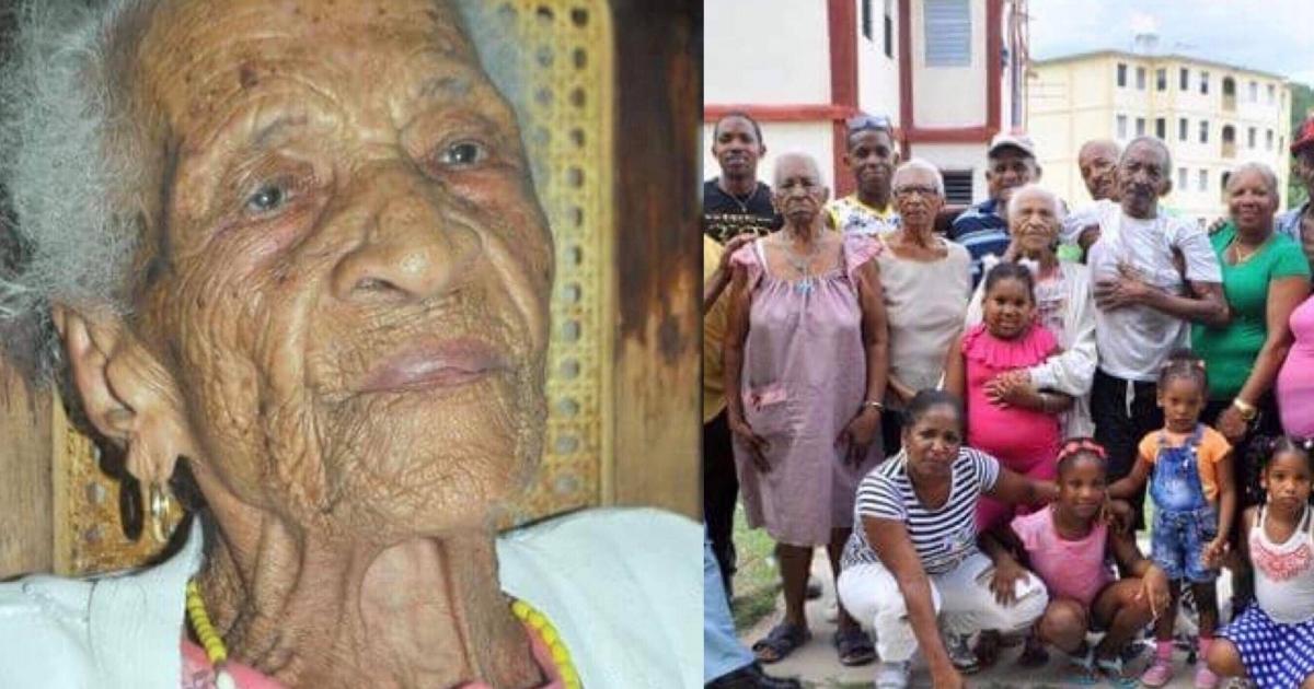 Pancha, una abuela cubana