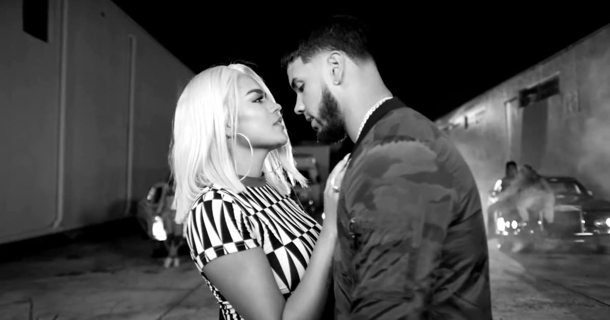Image result for karol g y anuel aa