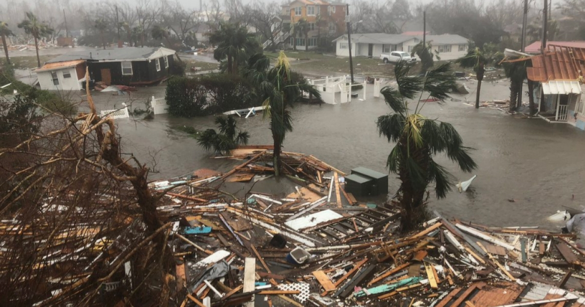 essay on hurricane katrina