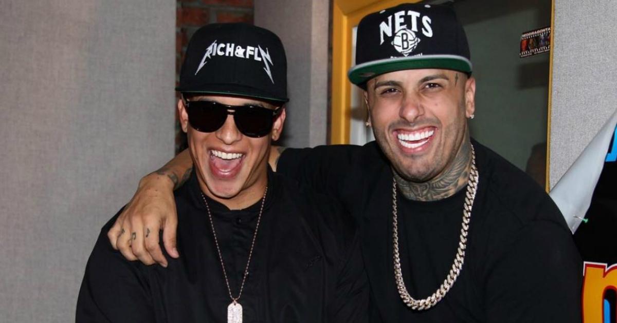 Los éxitos más sonados de Nicky Jam y Daddy Yankee cuando formaban