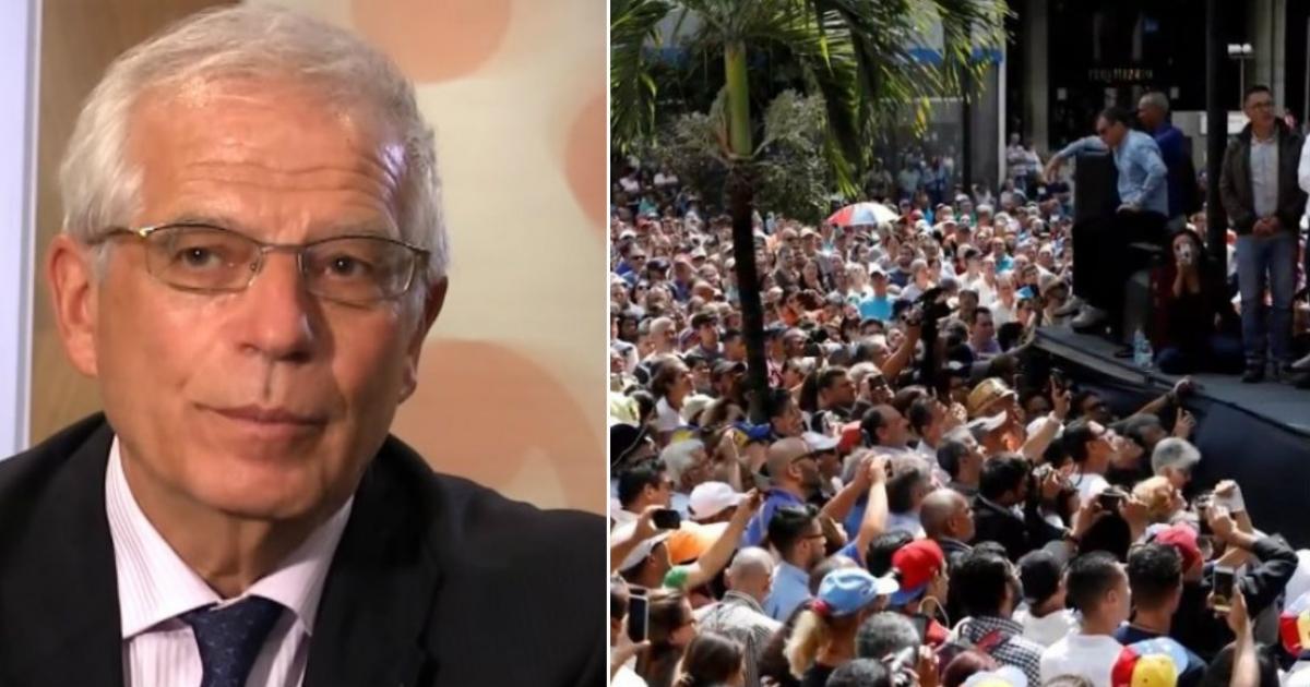 Ministro De Asuntos Exteriores De Espana Pide Una Respuesta Unitaria