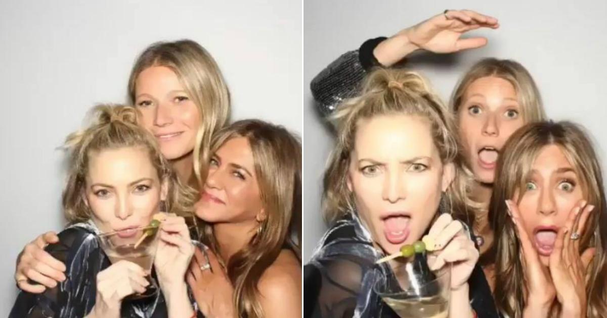 Resultado de imagen para Jennifer Aniston cumplio 50 años fiesta
