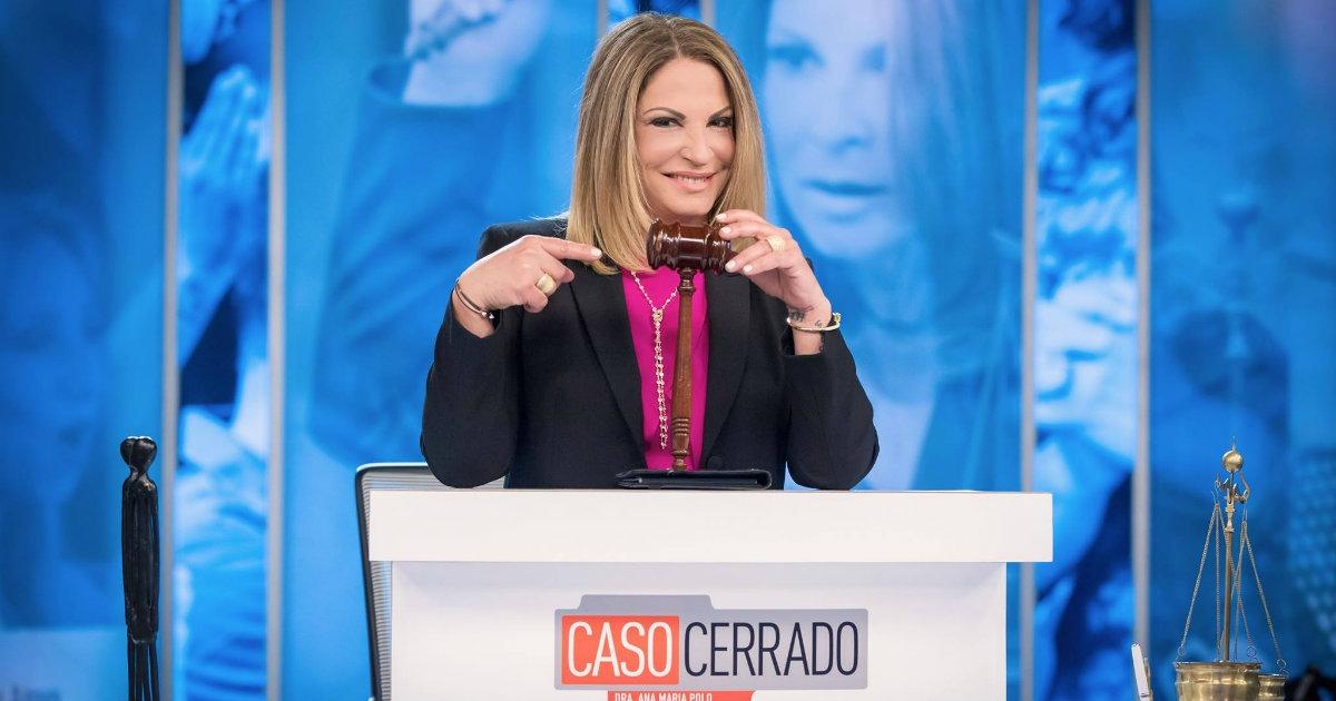 Regresan La Dra Polo Y Caso Cerrado Por Telemundo