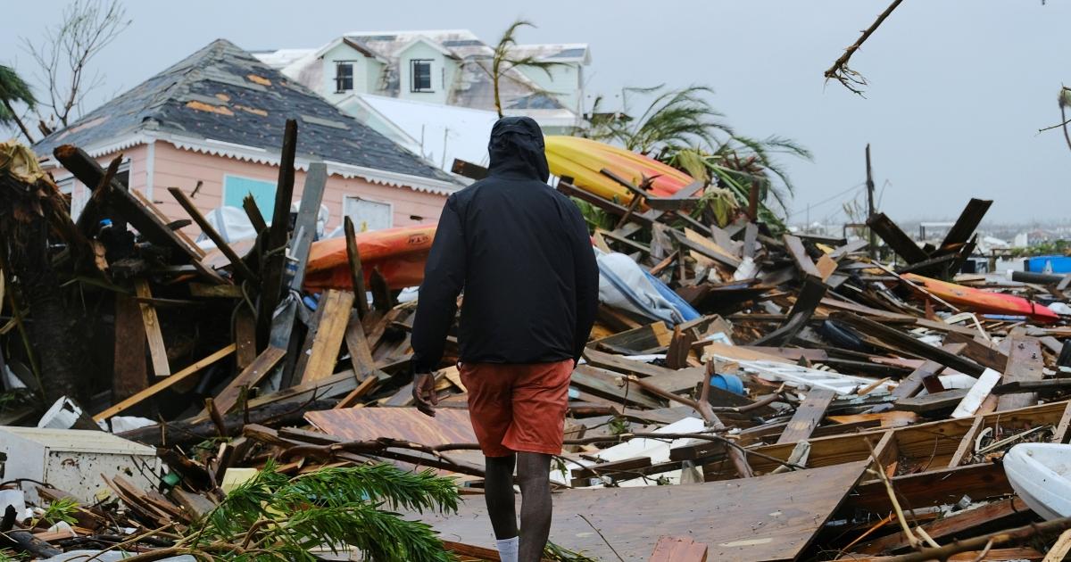 Resultado de imagen para Sube a 50 la cifra de muertos por el huracán Dorian en Bahamas. Miles siguen desaparecidos