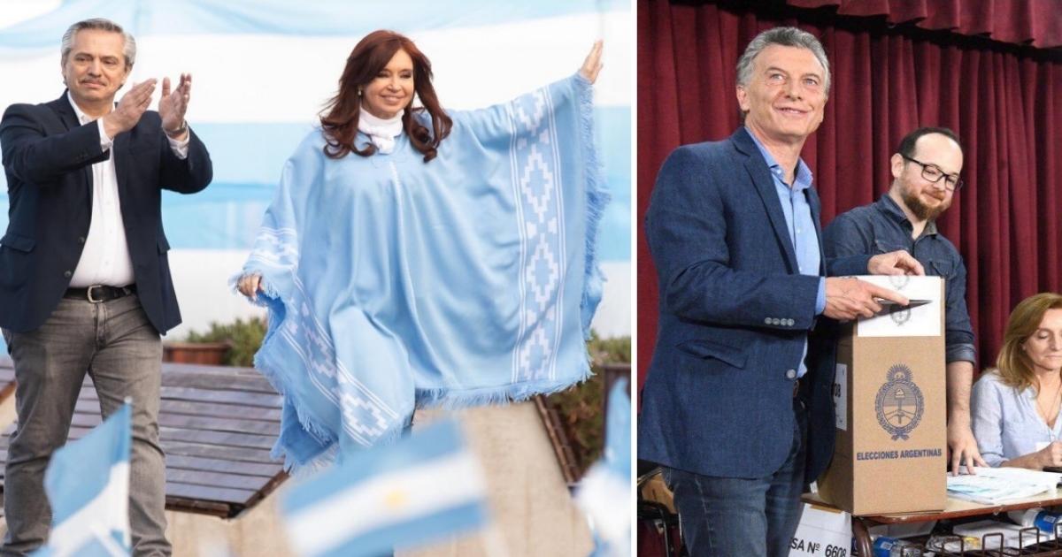 Resultado de imagen para elecciones argentina