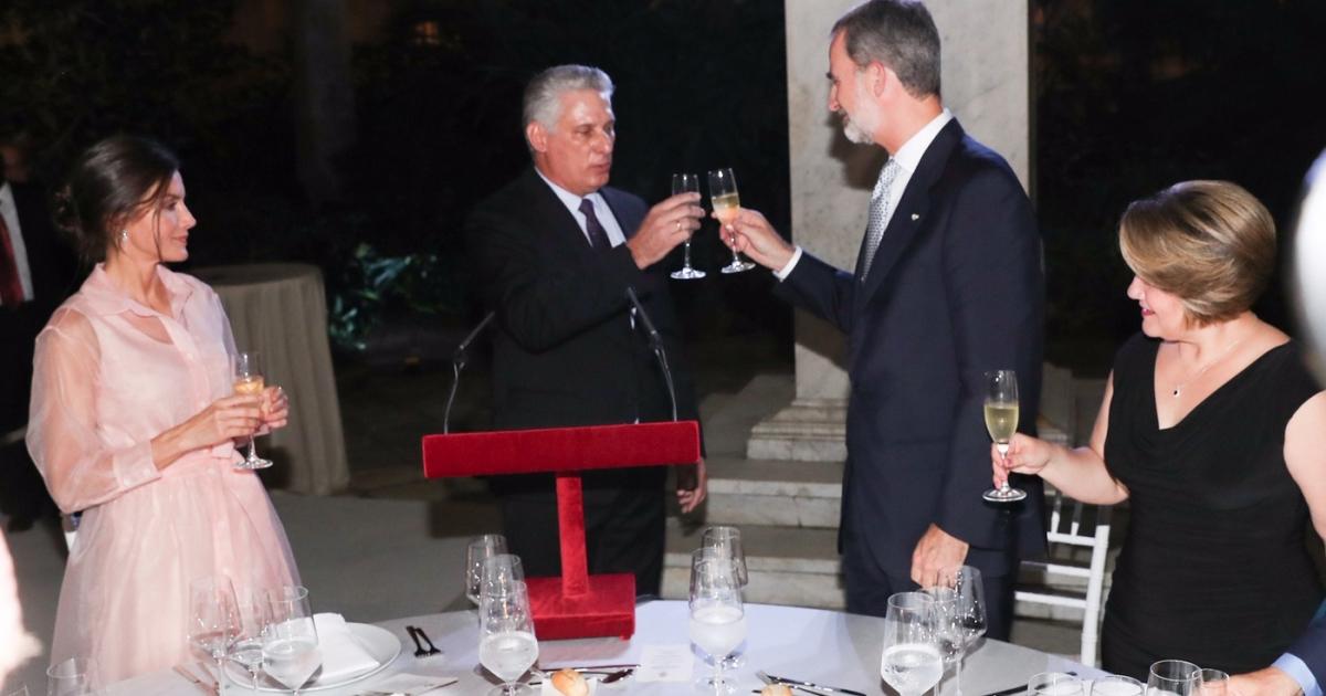 Fantasma de Obama sobrevuela cena de los Reyes de España en La Habana - CiberCuba