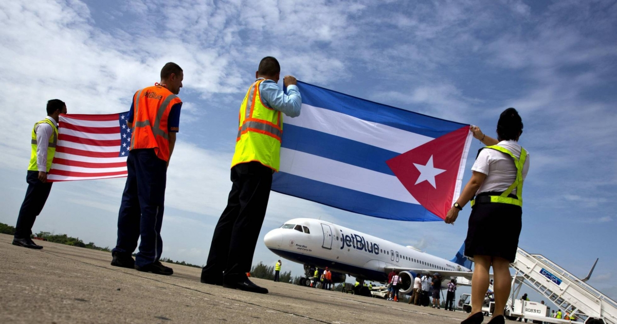 Resultado de imagen para flight interior airport cuba airlines US