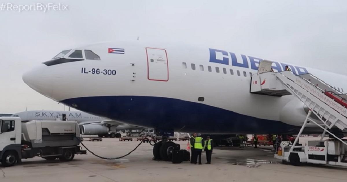 Cubana De Aviación Opera Una Reliquia De Fabricación Rusa Ilyushin Il 96
