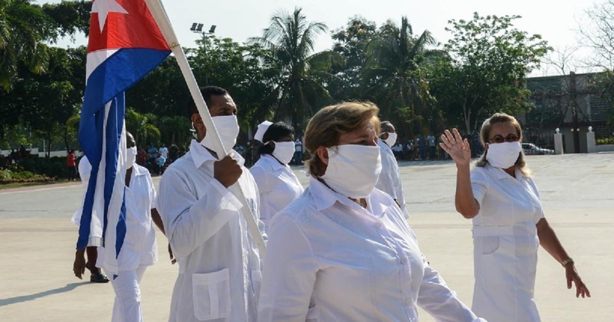 Confederación Médica Argentina rechaza la llegada de médicos cubanos