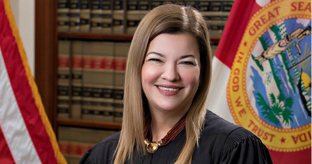 Barbara Lagoa | Bildquelle: https://commons.wikimedia.org/wiki/File:Florida-Supreme-Court-Justice-Barbara-Lagoa-2019.jpg © Bruin79 / Public domain | Bilder sind in der Regel urheberrechtlich geschützt