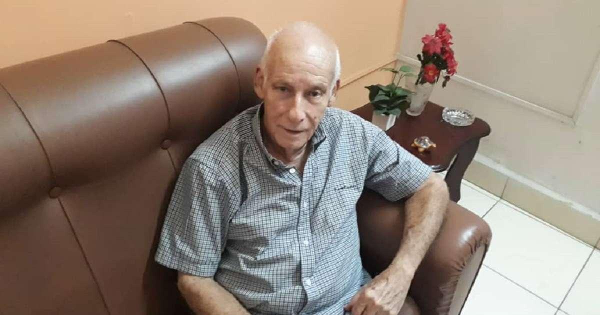 Actor cubano Héctor Echemendía hospitalizado por coronavirus