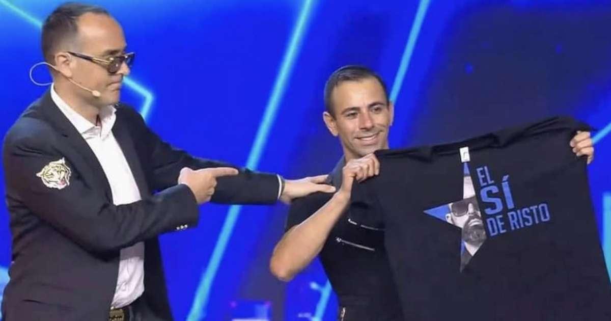 Espectacular y arriesgada actuación de un cubano en Got Talent España: 'Entrené duro y vine a jugarme la...