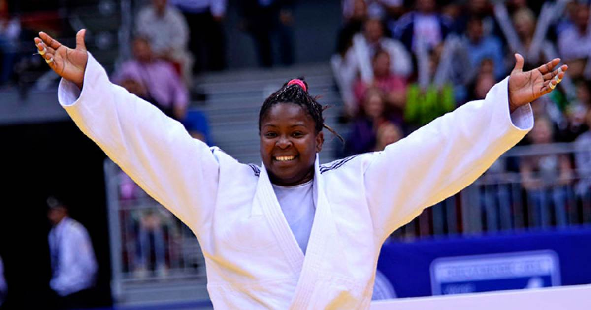 Cuban judoka Ortiz wins Paris Grand Slam
