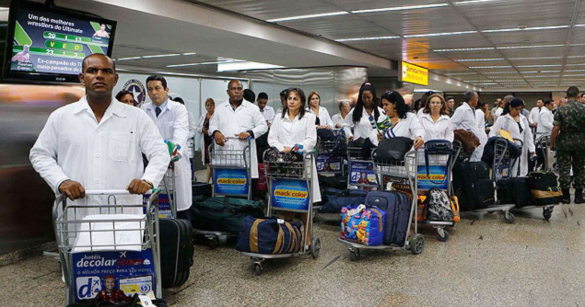 Médicos brasileños ocuparán 710 plazas que iban a ser cubiertas por ...