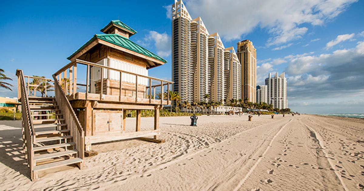 cierran tramo de playa en miami por alta concentraci n de excrementos en el agua. Black Bedroom Furniture Sets. Home Design Ideas